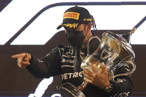 Як Хемілтон почав сезон важкою перемогою в Бахрейні (ФОТО)