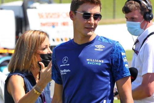 Расселл прокоментував свій перехід у Red Bull