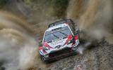WRC. Кращі моменти Ралі Великобританії (ВІДЕО)