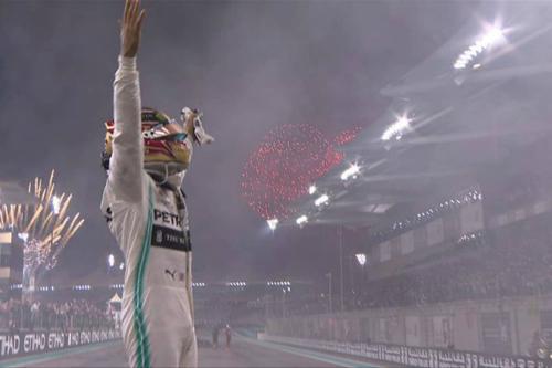 Фінальний акорд сезону Формули-1 в Абу-Дабі (ФОТО)
