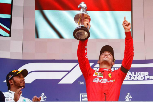 Як Леклер вперше переміг у Формулі-1 (ФОТО)